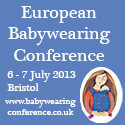 European Babywearing Conference