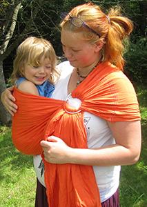 Choosing A Sling Or Baby Carrier